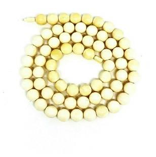 "Antique Bakelite Bead Necklace 32"""