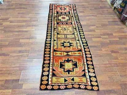 Vintage Turkish Tribal Runner