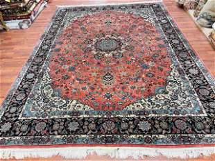 Sino Persian Tabriz rug-4793