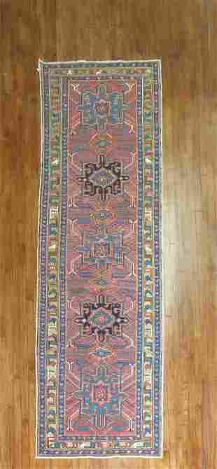 Persian Heriz Runner