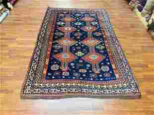 Vintage Persian Shiraz Rug-3226