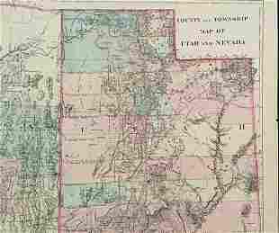 Nevada & Utah 1880