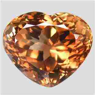 Natural Imperial Topaz 15,38 ct