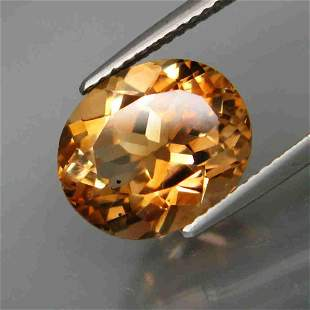 Natural Imperial Topaz 5,68 ct