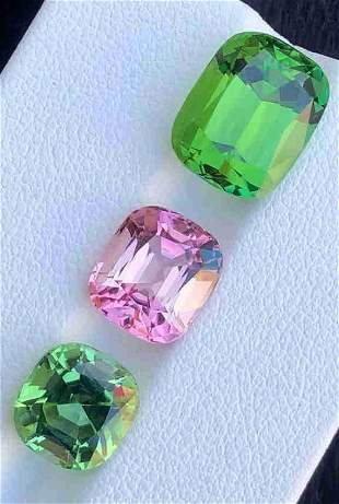 14 Carats Amazing Collection of Loop Clean Tourmaline