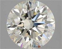 2.01 Ct White Round Diamond Loose Gemstone 1 Piece