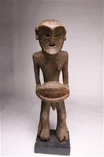 Lualua figure statue
