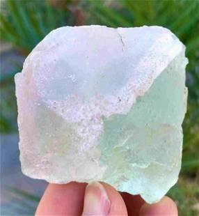 1328 Carats Damage Free Bi Color Fluorite Healing