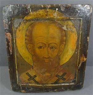 St Nicholas Portrait