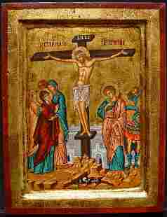 The Crucifixion of Christ or the Passion of Christ