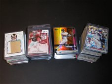 HUGE SPORTS CARD COLLECTION LOADED WITH STARS INSERTS &