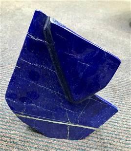 AAA Quality Blue Lapis Lazuli Tumble @Afg, 2900 Gram