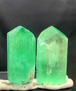Kunzite Crystal ~ V Shape Terminated Undamaged Kunzite