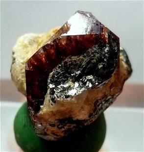 16 gram beautiful zircon specimen from skardu pakistan