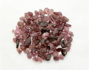 200 Cts Beautiful Rhodolite Garnet Crystal