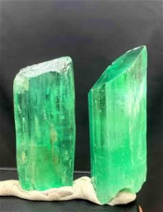 Kunzite Crystal ~ Terminated And Undamage Kunzite