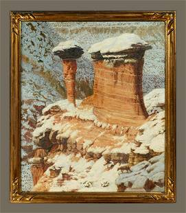 A.R. Neugebauer - Canyon Buttes