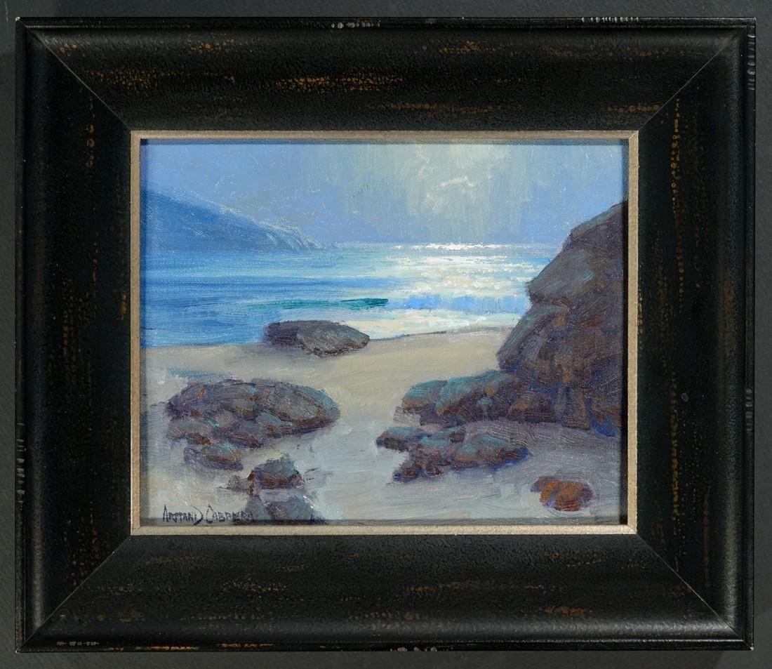 Armand Cabrera - Moonlit Sea