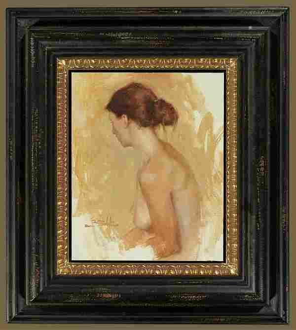 B. Schultz - Nude Study