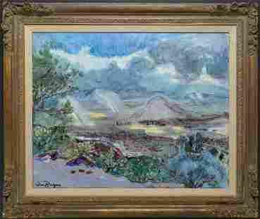 Don Burgess - Landscape