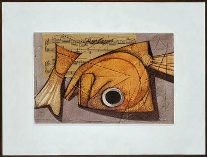 Unknown: Signed - Fish Study