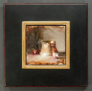 Kelli Folsom - Copper and Pink