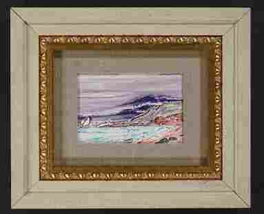 Don Burgess - Seashore Scenic