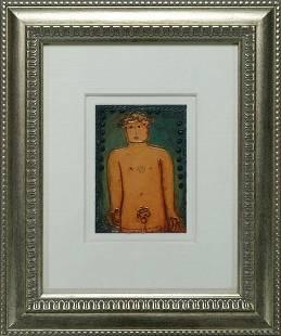 Joule' - Male Nude