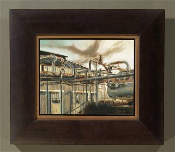 David J. Teter - Oil Plant #5