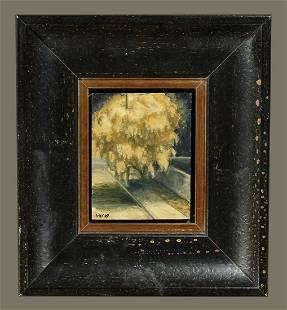David J. Teter - Nocturne; Tree