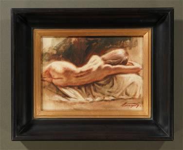 Lorenzo S. - Nude #1