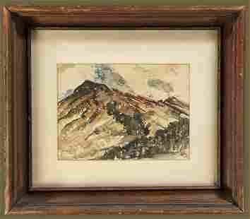 MM-'36 - Mountain Landscape