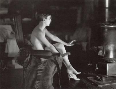 JAMES ABBE SR. - Bessie Love, 1928