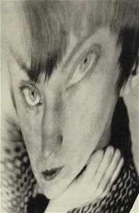 BERENICE ABBOTT - Self Portrait, 1930