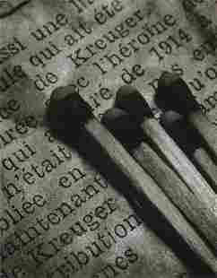 BRASSAI - Matches, 1930