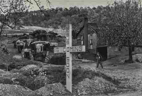 HENRI CARTIER-BRESSON - Tennessee, 1947