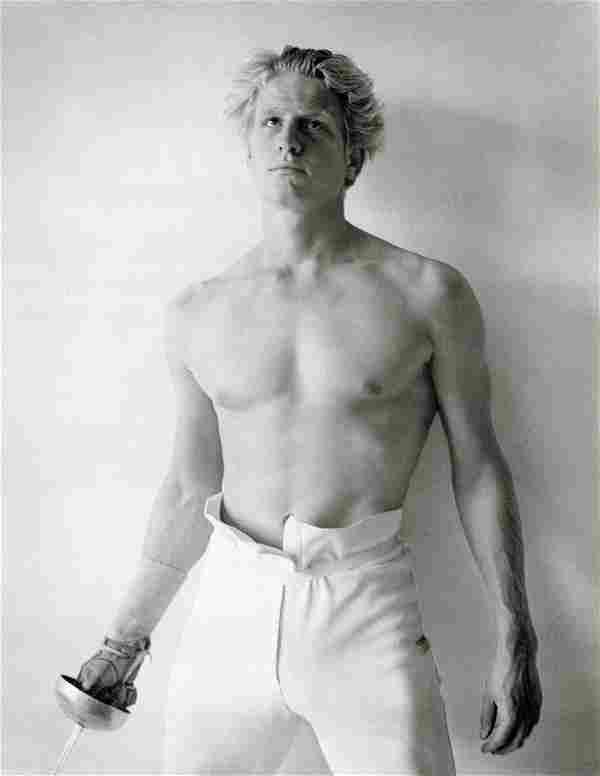 BRUCE WEBER - Mike Storm, Modern Pentathlon, 1983