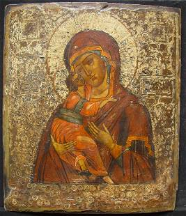 Virgin of Vladimir