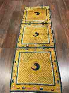 Antique Ninghsia Runner 2'4'' X 6'10''