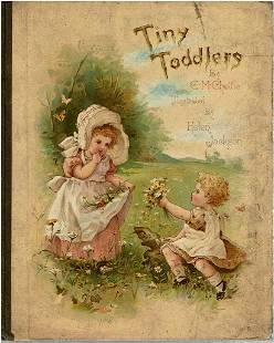(Raphael Tuck chromoliths) TINY TODDLERS Chettle