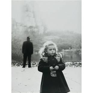 RICHARD AVEDON - Central Park, NYC 1949