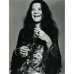 RICHARD AVEDON - Janis Joplin, August 1969