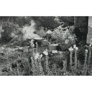 EDOUARD BOUBAT - France, Bretagne, 1957