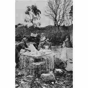 EDOUARD BOUBAT - Italie, Gargano, 1957