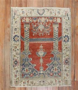Prayer Niche Turkish Sivas Rug No. y1846