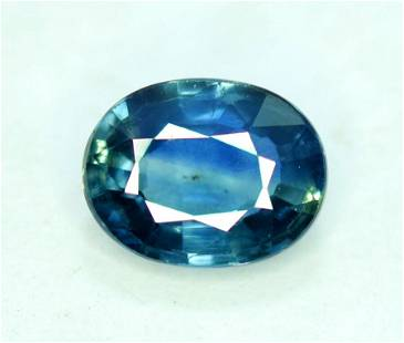Sapphire, 1.15 Carats Very Amazing Natural Parti