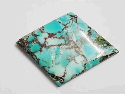 95 ct 100 % Natural Fancy Shape Irani Turquoise