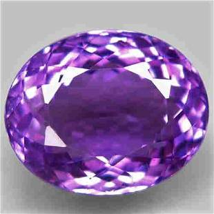 17,45 ct Natural Rich Purple Amethyst 17,45 ct