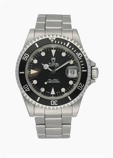 Tudor Submariner 79190 Stainless Steel Men's Watch Box