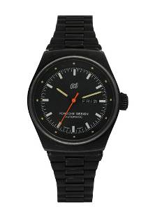 Porsche Design 7050S Day-Date Automatic Stainless Steel